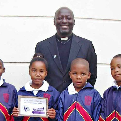 New Bishop elect for Aliwal North Diocese